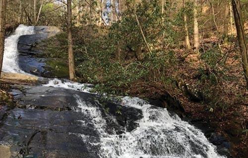 river creek in north georgia