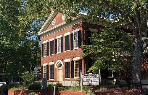 historic north georgia home