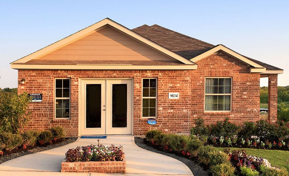 Lennar at Marbach Village