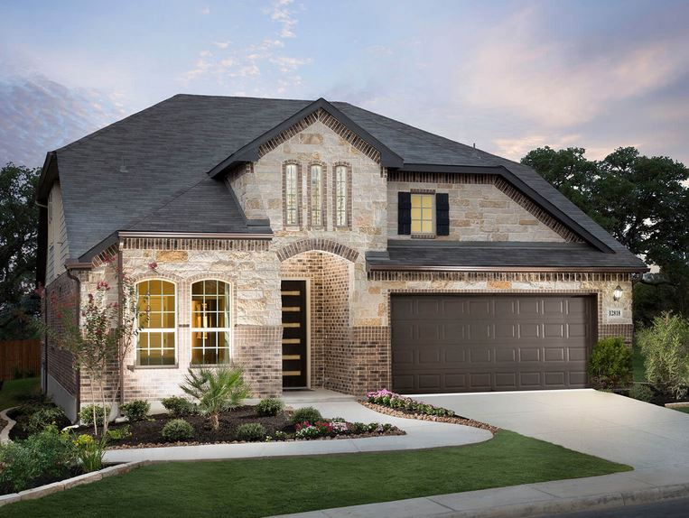 Meritage Homes - Trails at Westpointe
