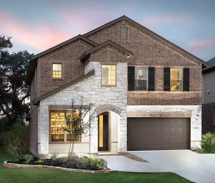 Meritage Homes - Woodlake Meadows