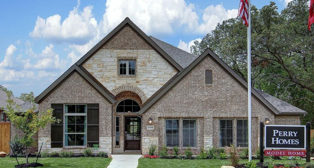 Perry Homes - Balcones Creek