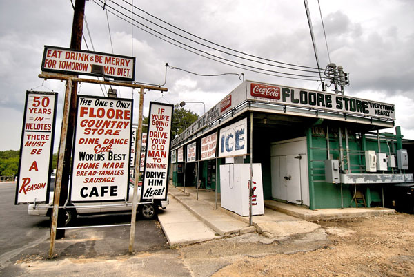 Marvelous Things To Do In Helotes . John T. Floore Country Store  ...