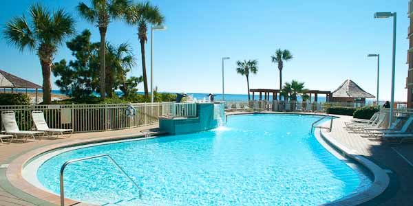 Pelican Beach Resort Pool