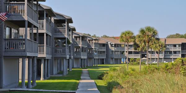 Condo complex in Florida