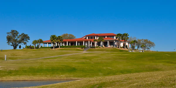 Tiger Point Course Clubhouse