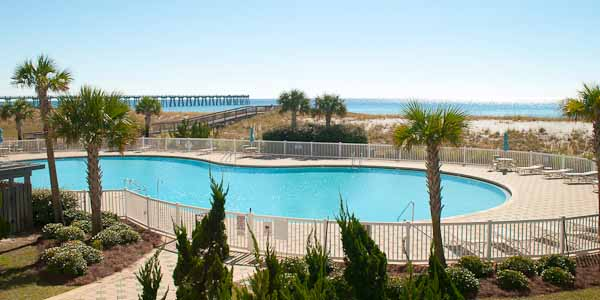 Beach Colony Navarre Beach Pool