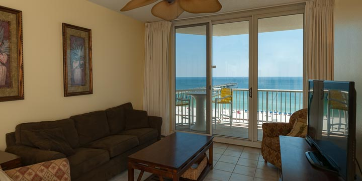 Navarre Beach Summerwind condo 702 for sale