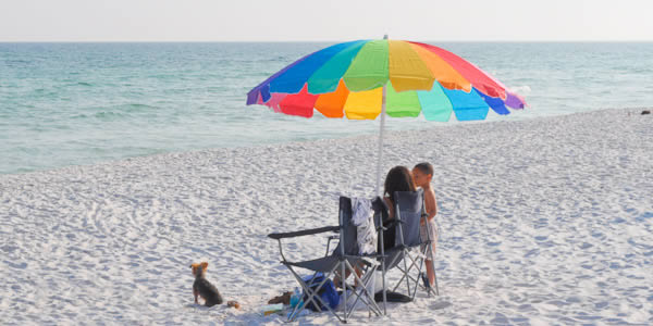 Pensacola Beach Dog Park