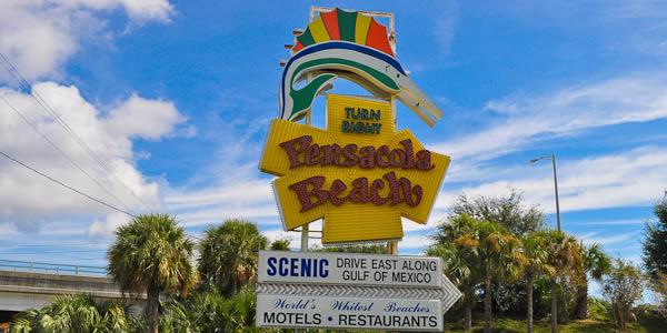 Pensacola Beach Gateway