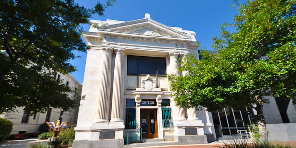 Historic First National Bank Building, 213 Palafox Pensacola, FL