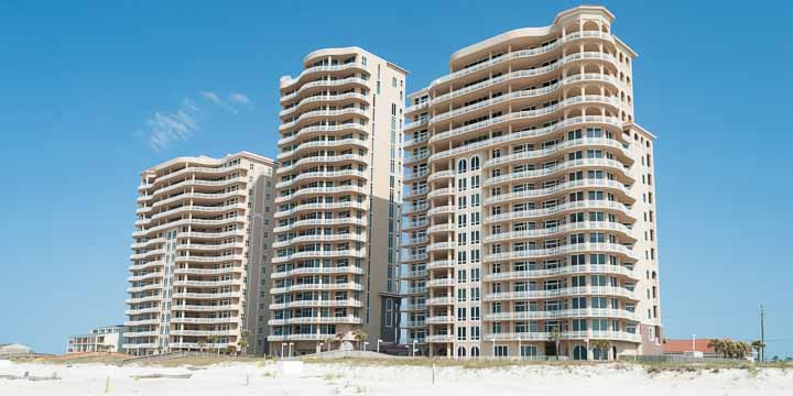 La Riva Condominiums in Perdido Key