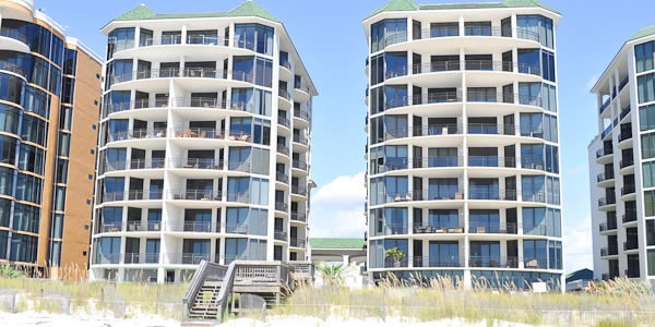 Beach condos that investors prefer