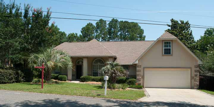 Cantonment home for sale FL 32533
