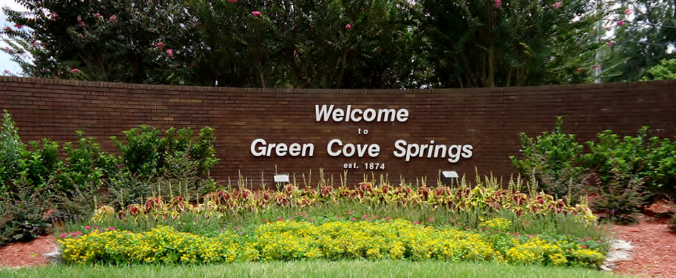 Welcome to Green Cove Springs