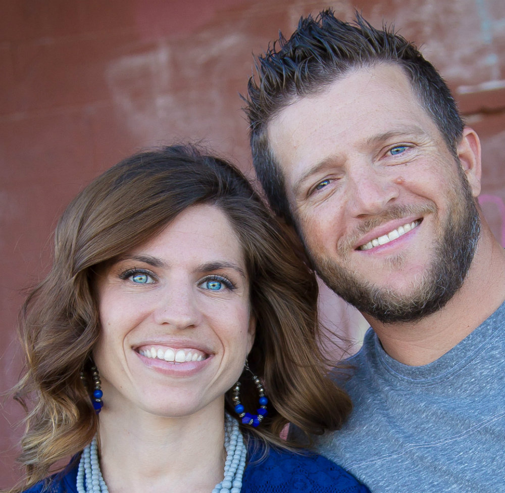Colby & Michele Myers Headshot