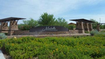 Marbella Vineyards Community Sign