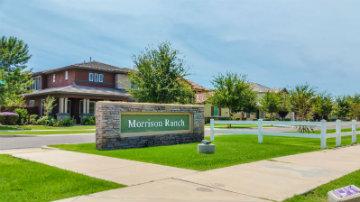 Morrison Ranch Community Entrance