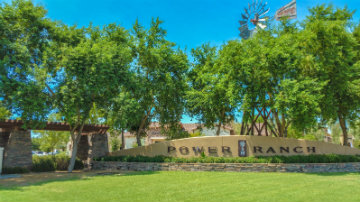 Power Ranch Community Sign