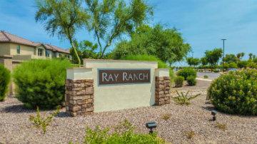 Ray Ranch Community Sign