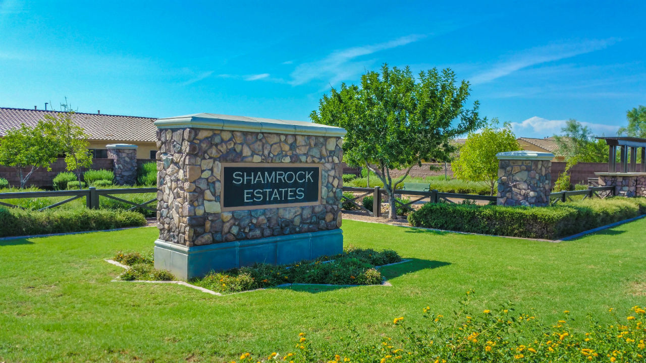 SHAMROCK ESTATES GILBERT AZ