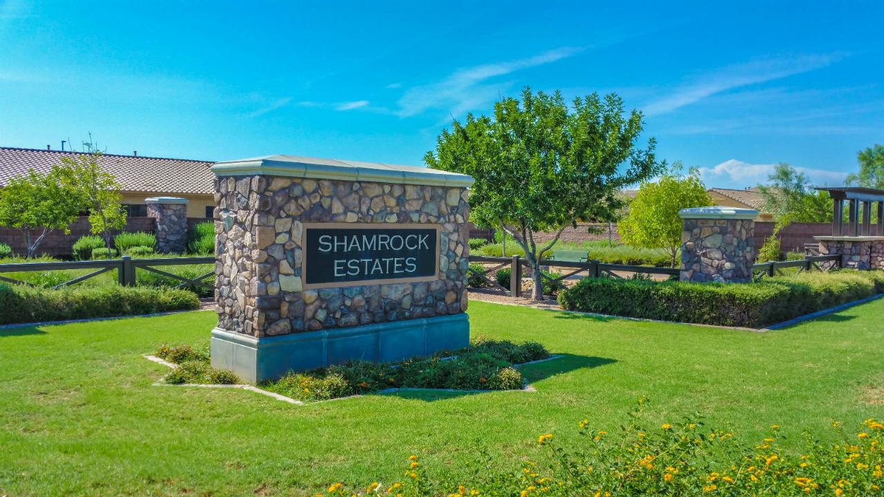 Sun City West Az >> Shamrock Estates Community and Homes in Gilbert, AZ