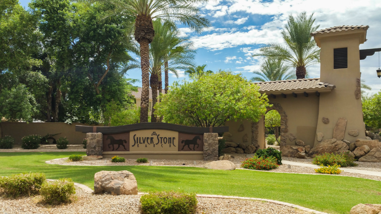 SILVERSTONE RANCH GILBERT AZ