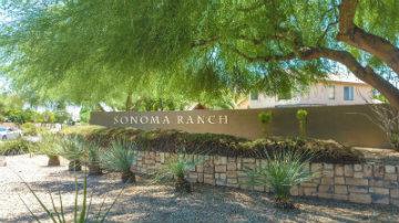 Sonoma Ranch Community Sign