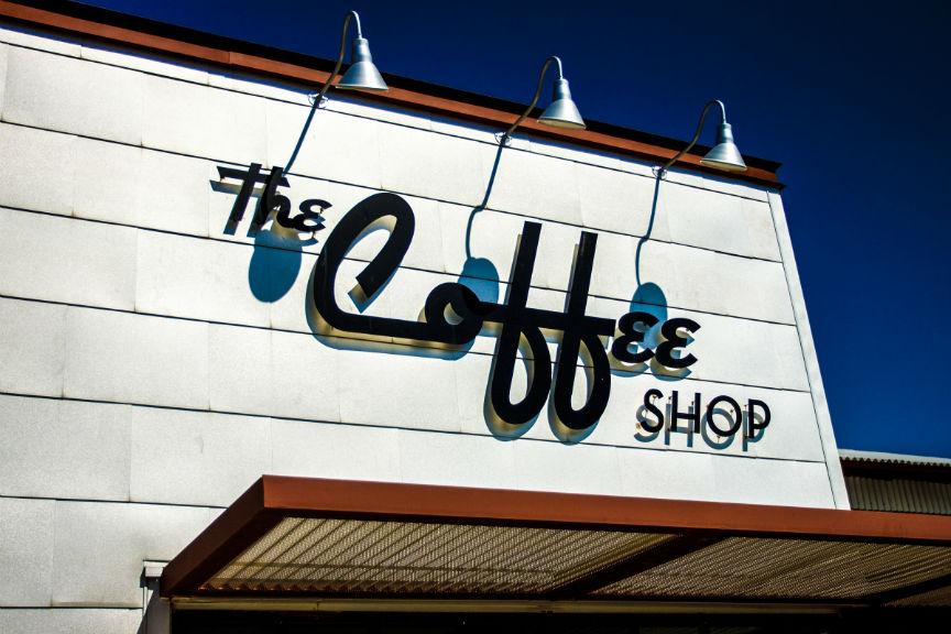 Agritopia Coffe Shop Gilbert, AZ.