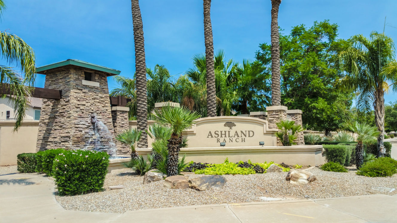 ASHLAND RANCH GILBERT AZ