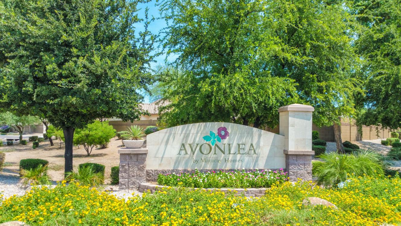 Avonlea Community Sign