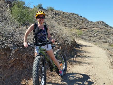 San Tan Mountain Ride