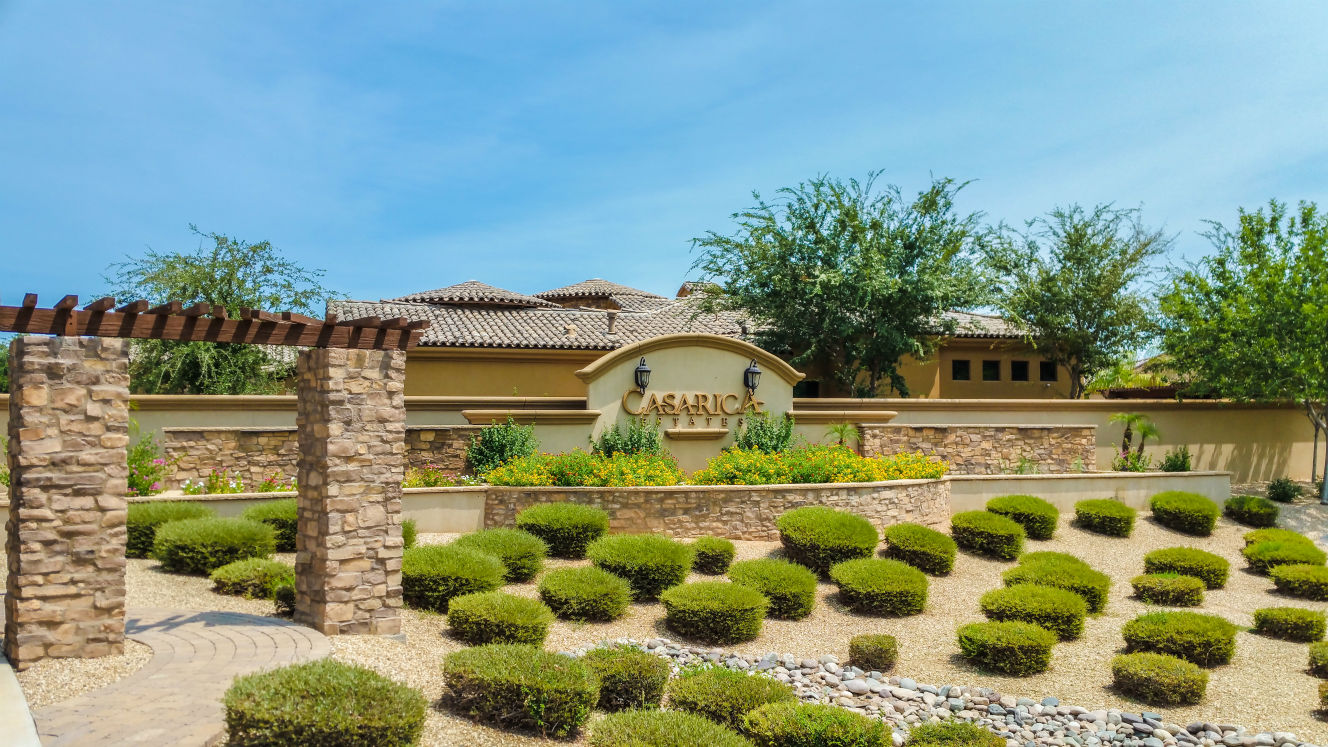CASARICA ESTATES GILBERT AZ