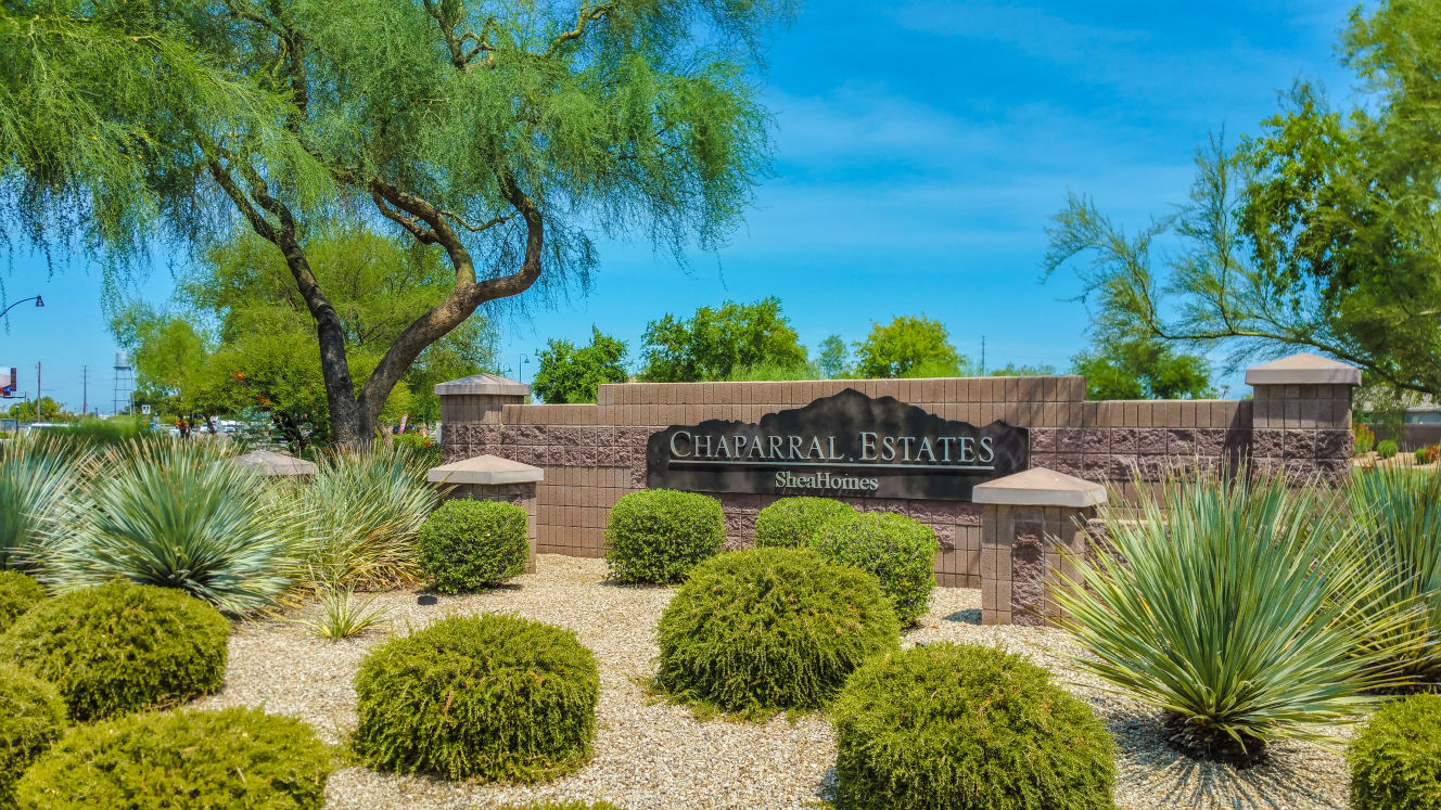 CHAPARRAL ESTATES GILBERT AZ