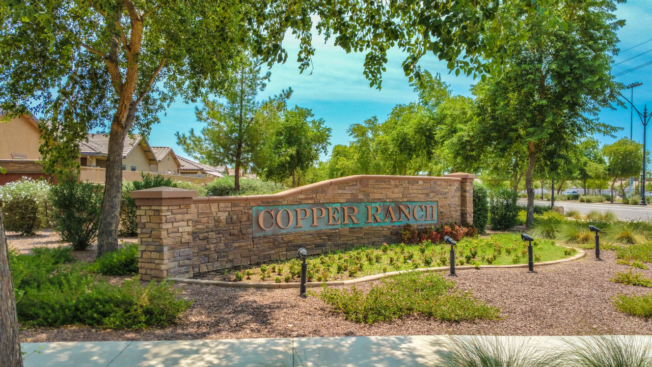 COPPER RANCH GILBERT AZ