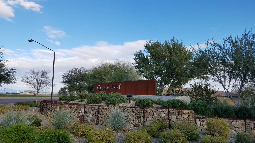 COPPERLEAF GILBERT AZ