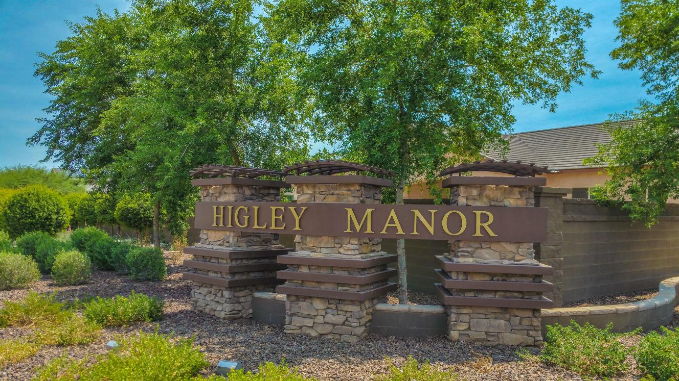 HIGLEY MANOR GILBERT AZ
