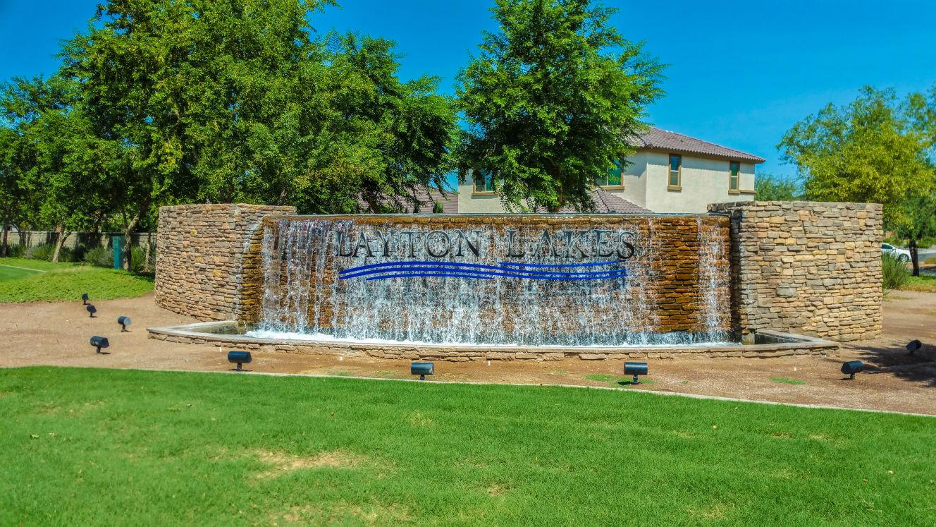 LAYTON LAKES GILBERT AZ