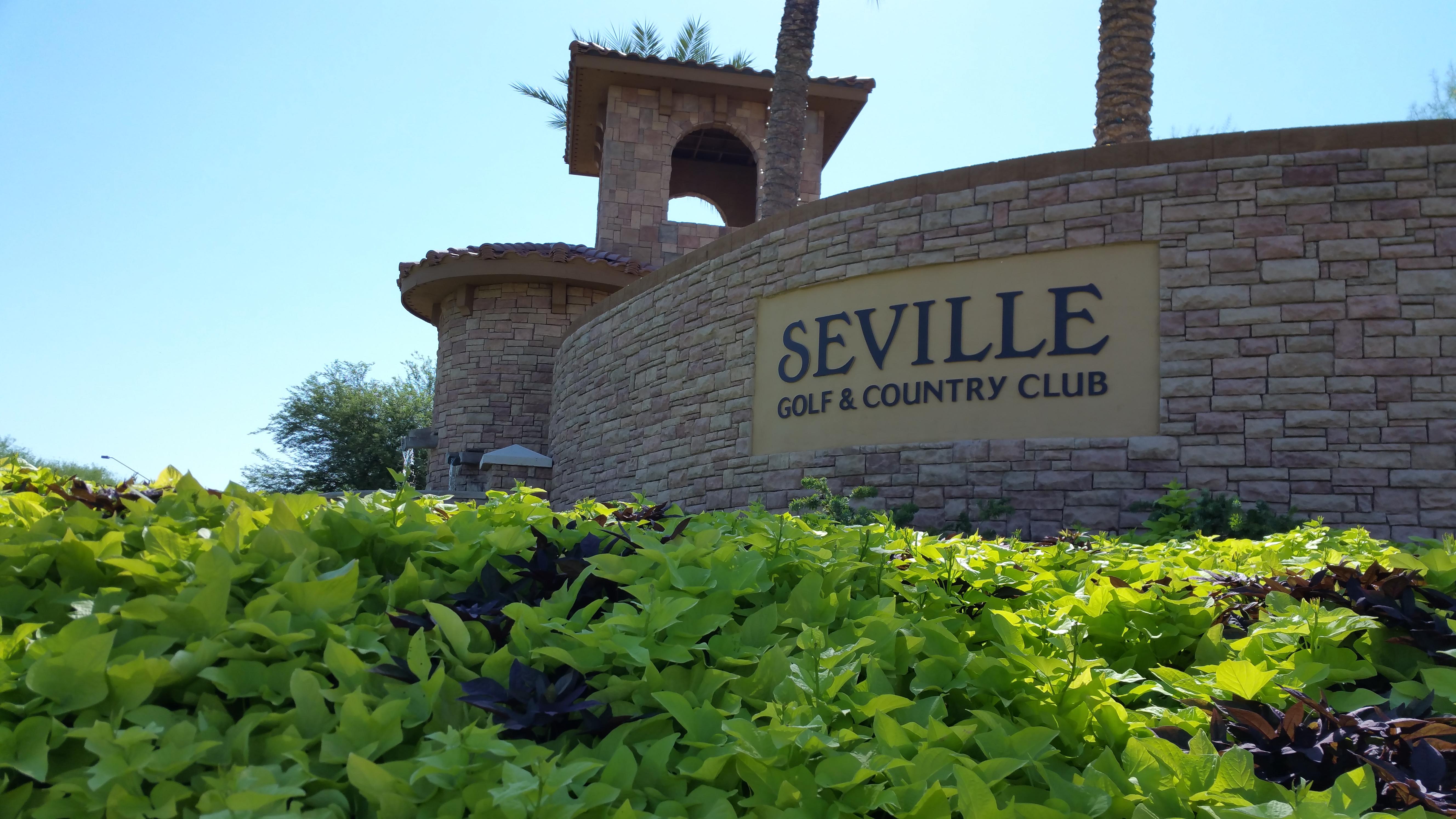 Seville Community In Gilbert Az Seville Area Homes
