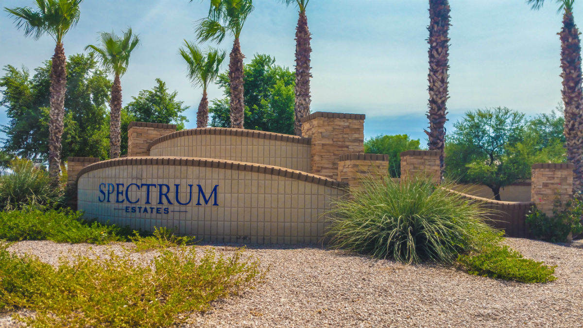 SPECTRUM ESTATES GILBERT AZ