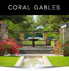 coral gables fountain