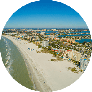 Clearwater Beach Beach Front Condos for Sale