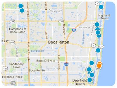 Boca Raton Real Estate Search all Boca Raton homes and condos for sale