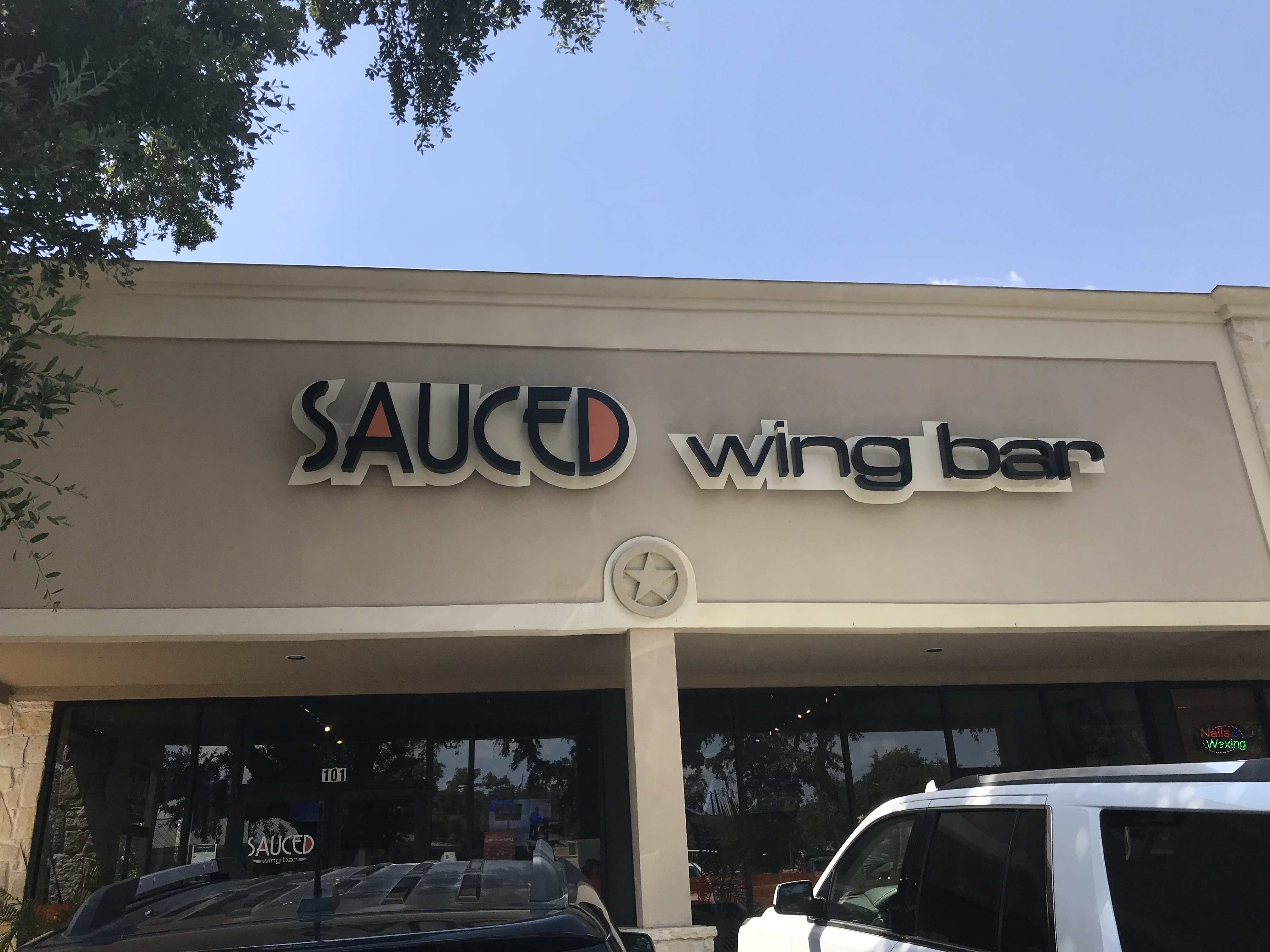 Sauced Wing Bar Boerne TX