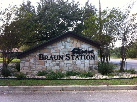 Braun Station Homes For Sale San Antonio TX