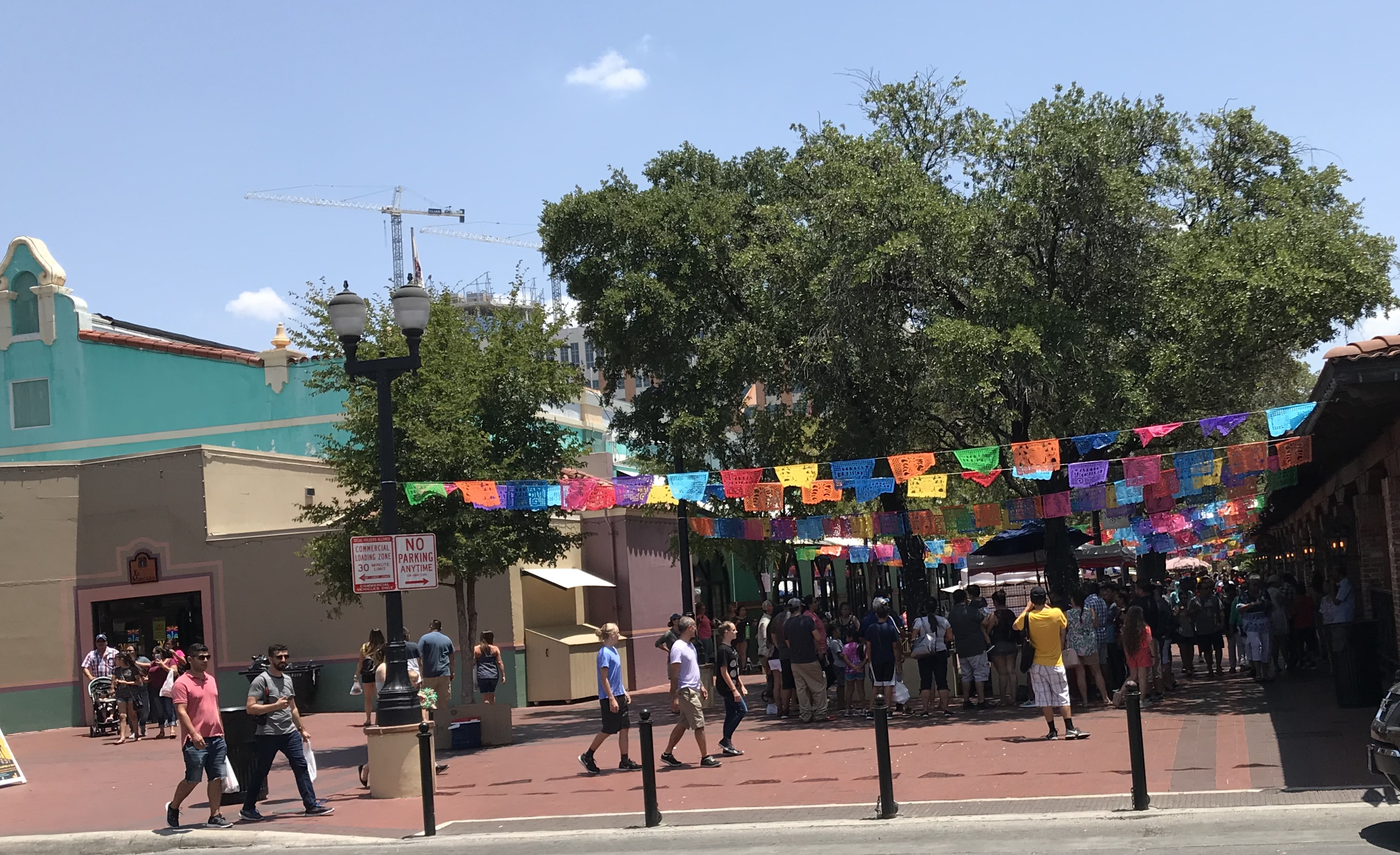 Historic Market Square San Antonio