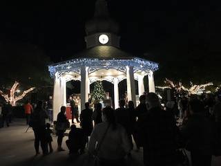 Dickens on Main Christmas Event Boerne Texas