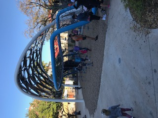 Playground At San Antonio HemisFair Park