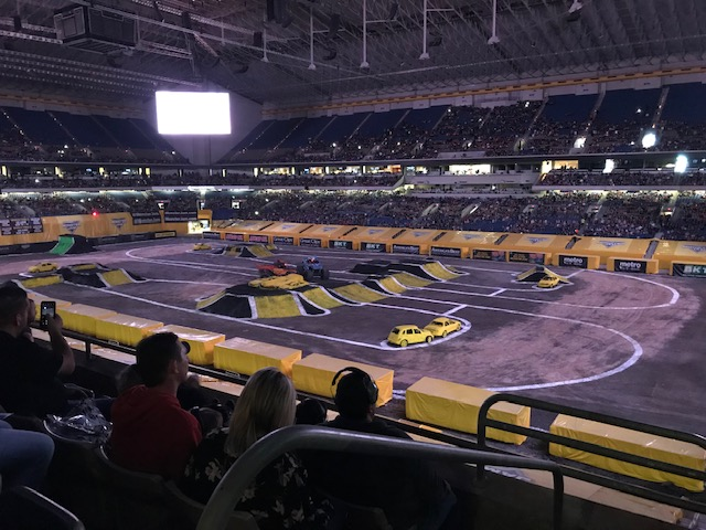 Monster Trucks at Alamodome San Antonio