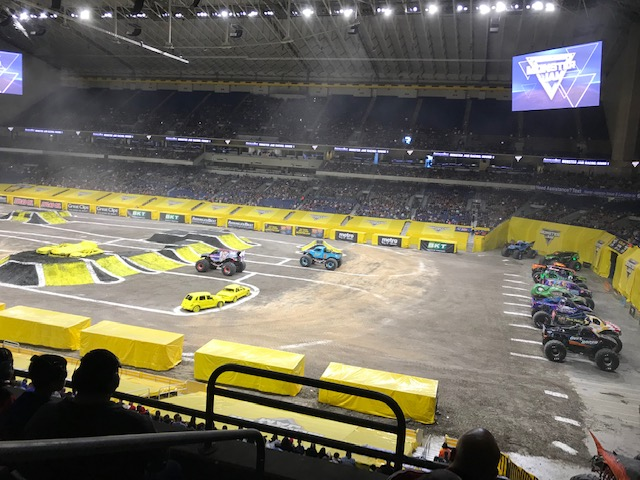 Monster Jam San Antonio Monster Truck Rally